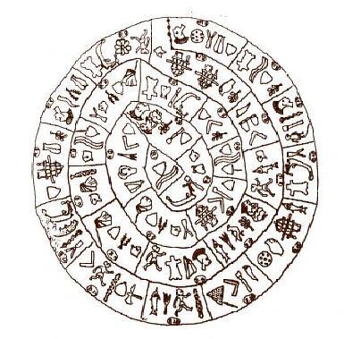 bientôt un article sur le monde antique dont une partie sur ce disque
