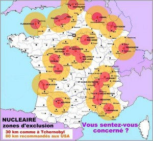 centrales-nucleaires france